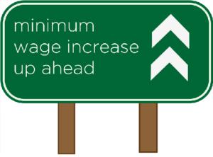 Minimum Wage Increases (2)